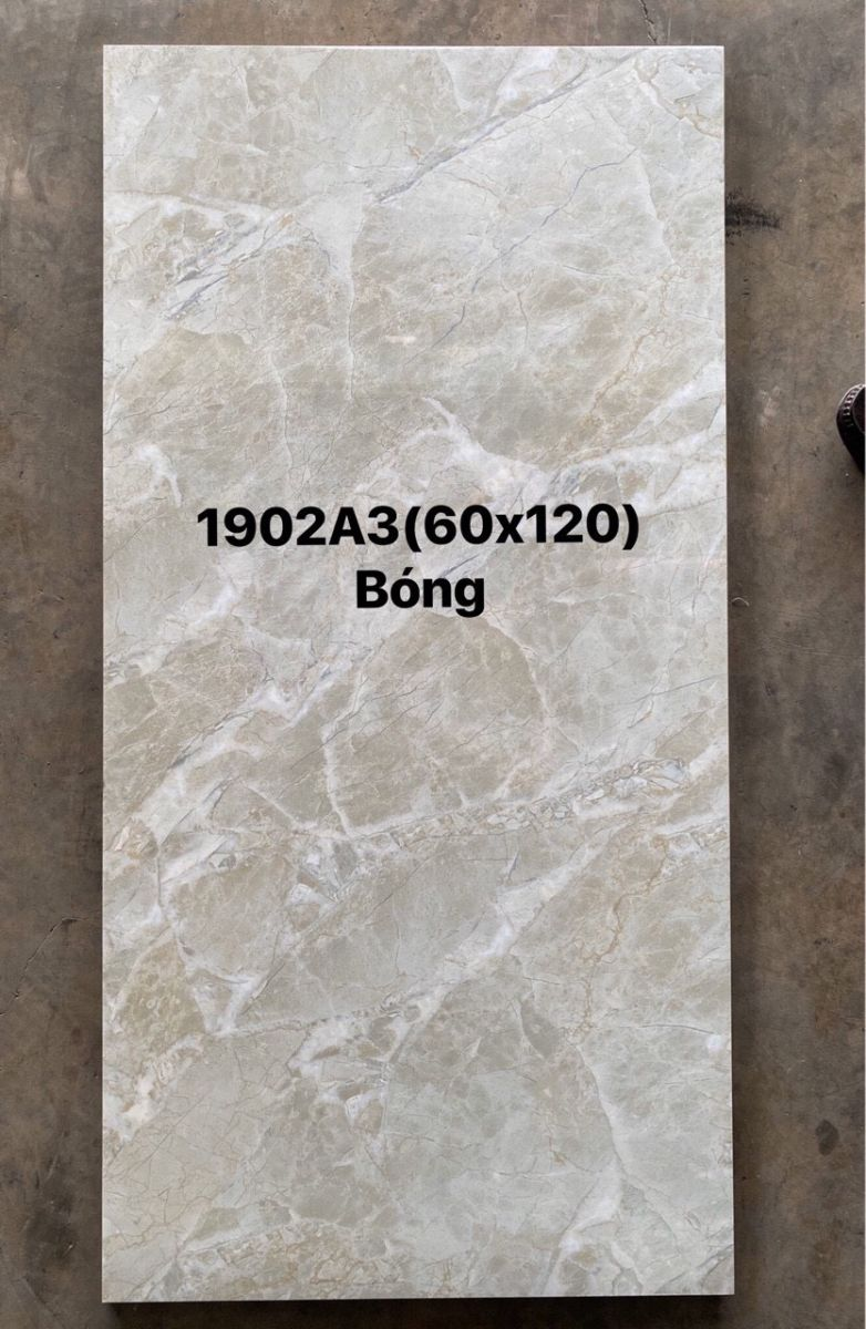 Gạch khổ lớn 60x120 giá rẻ, gạch bóng kiếng 60x120 giá rẻ