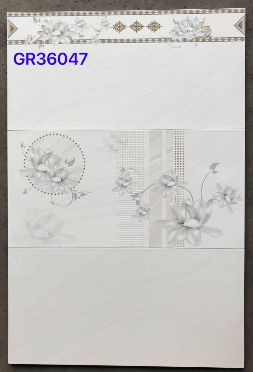 GẠCH ỐP TƯỜNG 30X60 VÂN MÂY XÁM GR36047