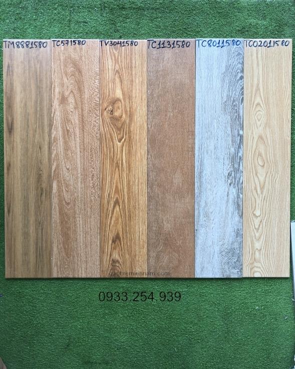 gạch giả gỗ 15x80 giá rẻ