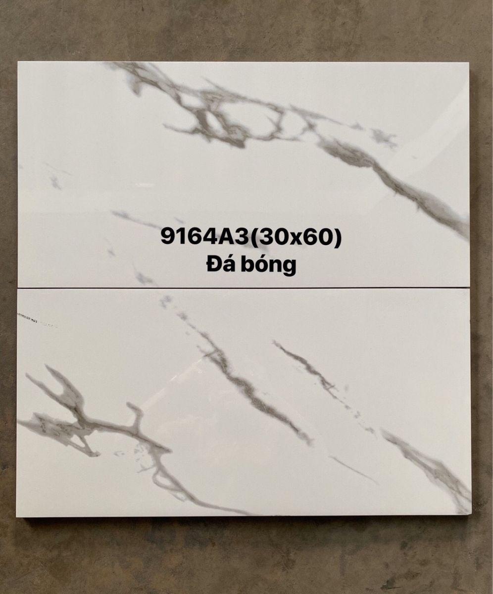Gạch bóng kiếng 30x60 giá rẻ, gạch ốp tường 30x60 bóng kiếng giá rẻ